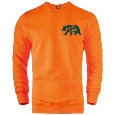 HH - Bear Gallery Papa Bear Sweatshirt