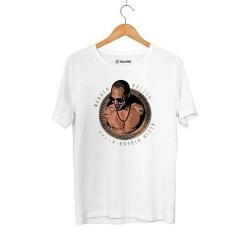 Ben Fero - HH - Ben Fero Altın Dişler Beyaz T-shirt (ÖN SİPARİŞ)