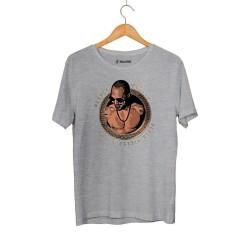 Ben Fero - HH - Ben Fero Altın Dişler Gri T-shirt (ÖN SİPARİŞ)