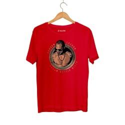 Ben Fero - HH - Ben Fero Altın Dişler Kırmızı T-shirt (ÖN SİPARİŞ)