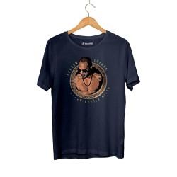 Ben Fero - HH - Ben Fero Altın Dişler Lacivert T-shirt (ÖN SİPARİŞ)