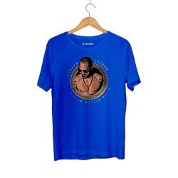 Ben Fero - HH - Ben Fero Altın Dişler Mavi T-shirt (ÖN SİPARİŞ)
