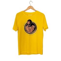 Ben Fero - HH - Ben Fero Altın Dişler Sarı T-shirt (ÖN SİPARİŞ)