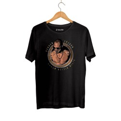 Ben Fero - HH - Ben Fero Altın Dişler Siyah T-shirt (ÖN SİPARİŞ)
