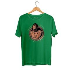 Ben Fero - HH - Ben Fero Altın Dişler Yeşil T-shirt (ÖN SİPARİŞ)