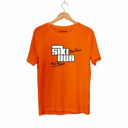 HH - Ben Fero Sıkı Dur Yazı T-shirt Tişört - Thumbnail