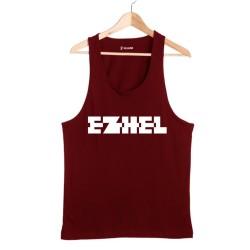 HH - Ezhel Tipografi Bordo Atlet - Thumbnail