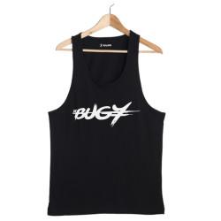 HH - Bugy Tipografi Siyah Atlet (Seçili Ürün) - Thumbnail