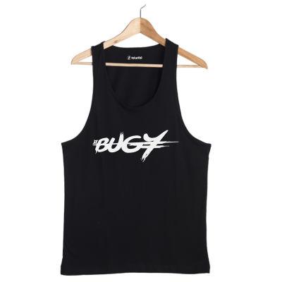 HH - Bugy Tipografi Siyah Atlet (Seçili Ürün)
