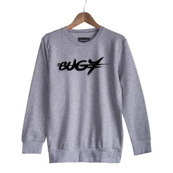 HollyHood - HH - Bugy Gri Sweatshirt