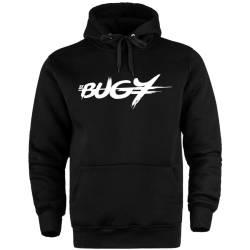 Bugy - HH - Bugy Tipografi Cepli Hoodie