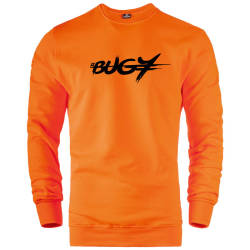 HH - Bugy Tipografi Sweatshirt - Thumbnail