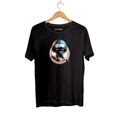 HH - ByNoCan Siyah T-shirt (Seçili Ürün)