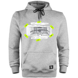HH - Canbay & Wolker 4 Duvar Cepli Hoodie - Thumbnail