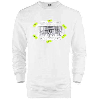 HH - Canbay & Wolker 4 Duvar Sweatshirt
