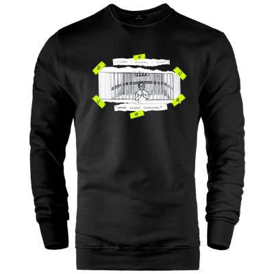 Canbay & Wolker - HH - Canbay & Wolker 4 Duvar Sweatshirt