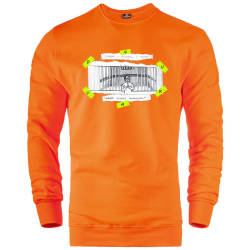 HH - Canbay & Wolker 4 Duvar Sweatshirt - Thumbnail