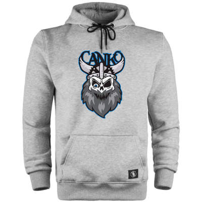 Canko - HH - Canko Logo Cepli Hoodie