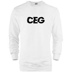 Ceg - HH - Ceg Tipografi Sweatshirt