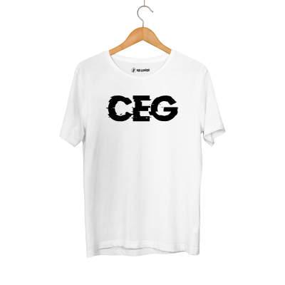 Ceg - HH - Ceg Tipografi T-shirt