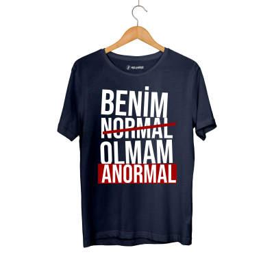 HH - Ceg Anormal Lacivert T-shirt (Seçili Ürün)