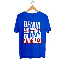 Outlet - HH - Ceg Anormal Mavi T-shirt (Seçili Ürün)