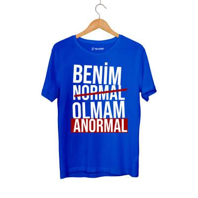 HH - Ceg Anormal Mavi T-shirt (Seçili Ürün)