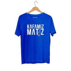 Ceg - HH - Cegıd Kafamız Matiz Mavi T-shirt
