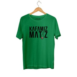 Ceg - HH - Cegıd Kafamız Matiz Yeşil T-shirt