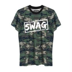 HH - Ceg Swag Kamuflaj T-shirt (Seçili Ürün) - Thumbnail