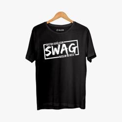 Outlet - HH - Cegıd Swag Siyah T-shirt (Seçili Ürün)