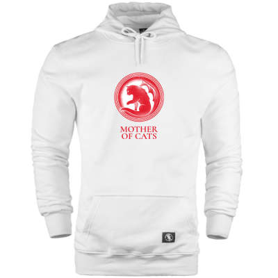 HollyHood - HH - Mother Of Cats Cepli Hoodie
