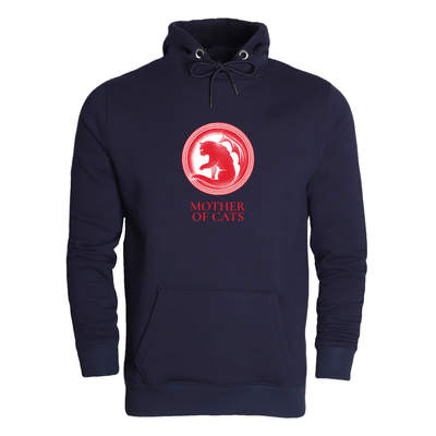 HH - Mother Of Cats Cepli Hoodie