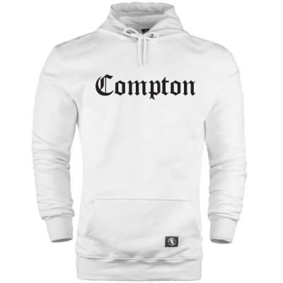 İndirim - HH - Compton Cepli Hoodie (Fırsat Ürünü)