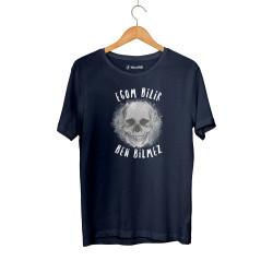 Contra - HH - Contra Egom Bilir Ben Bilmez Lacivert T-shirt