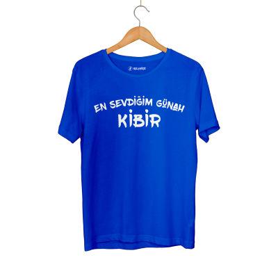 HH - Contra Günah Kibir Mavi T-shirt