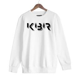Contra - HH - Contra Kibir Beyaz Sweatshirt