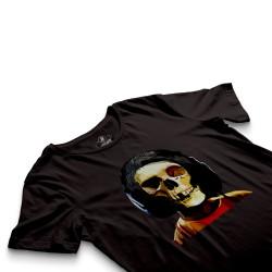 HH - Contra Ölü Siyah T-shirt (Seçili Ürün) - Thumbnail