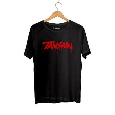 HH - Contra Tavşan Siyah T-shirt