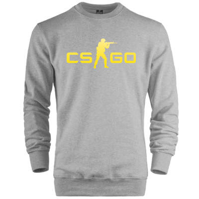 CS:GO - HH - CS:GO Gold Sweatshirt
