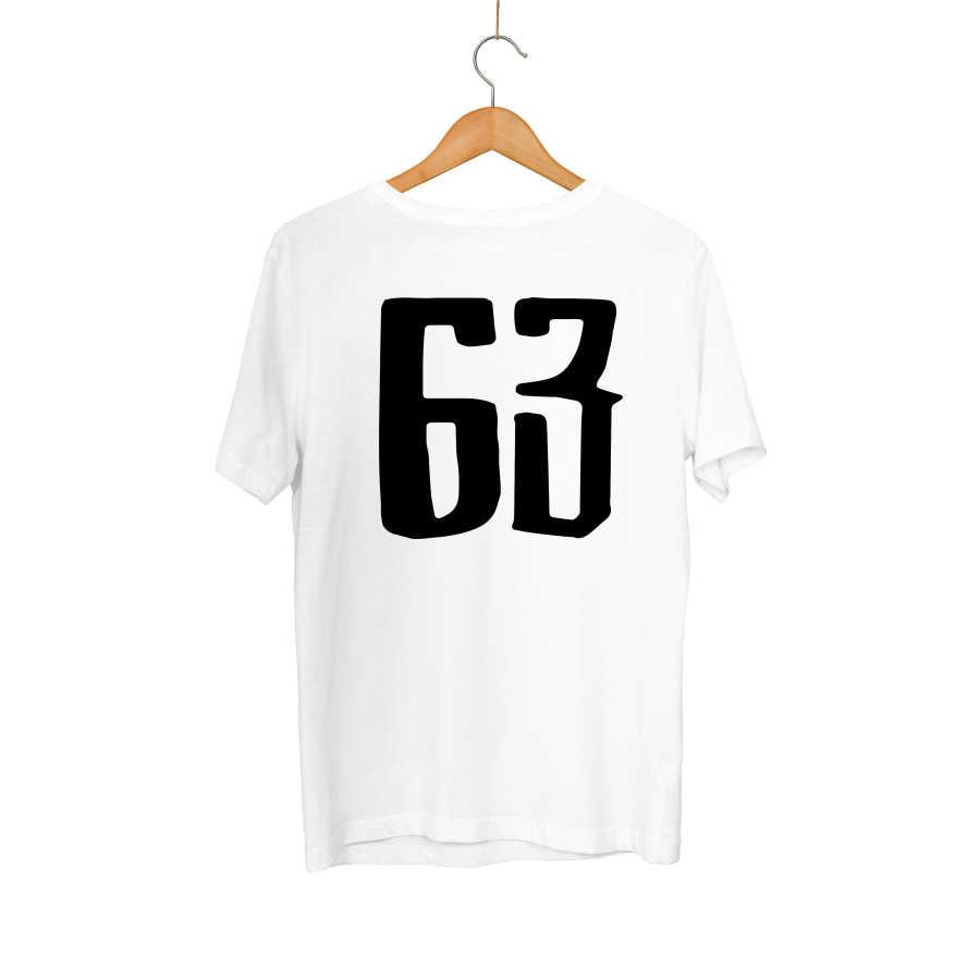 HH - Diablo 63 T-shirt (Seçili Ürün) - Beyaz