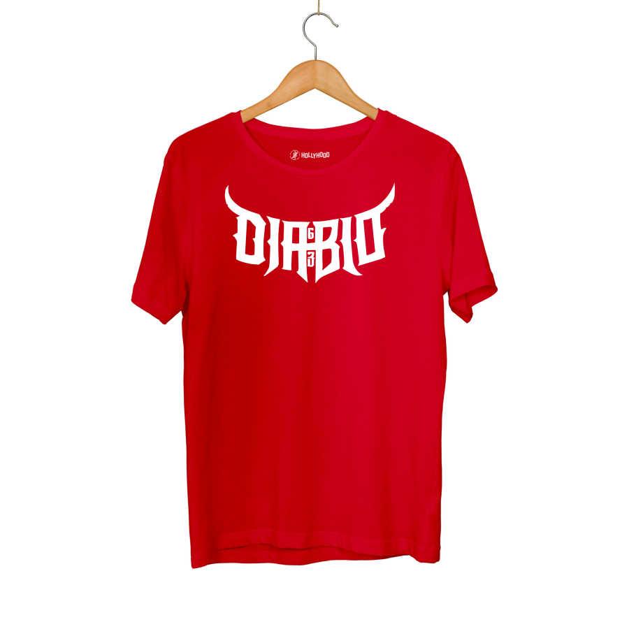 HH - Diablo 63 T-shirt (Seçili Ürün) - Kırmızı