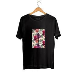 HH - D.U D-Flowers T-shirt - Thumbnail