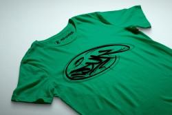 HH - Dukstill Duk Logo Yeşil T-shirt (Seçili Ürün) - Thumbnail