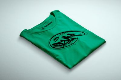 HH - Dukstill Duk Logo Yeşil T-shirt (Seçili Ürün)