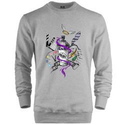 DukStill - HH - Dukstill Duk Tattoo Sweatshirt