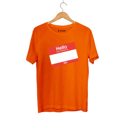 HH - Dukstill Hello Sticker T-shirt