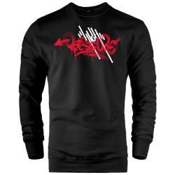 DukStill - HH - Dukstill Kırmızı High Pressure Sweatshirt