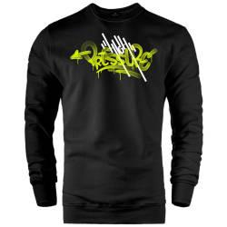 DukStill - HH - Dukstill Yeşil High Pressure Sweatshirt