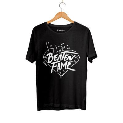 HH - Elçin Orçun Beaten Fame Diamond Siyah T-shirt (Seçili Ürün)
